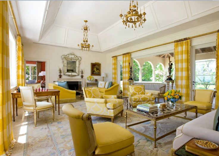 Living Room Ideas Yellow Walls best yellow living room decorating ideas contemporary - home