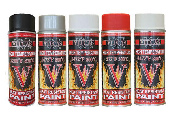 Vitcas Stove Paint - Various Colours  http://www.woodburningstovesandflues.co.uk/stove-accessories-stove-paint/Vitcas-Stove-paint