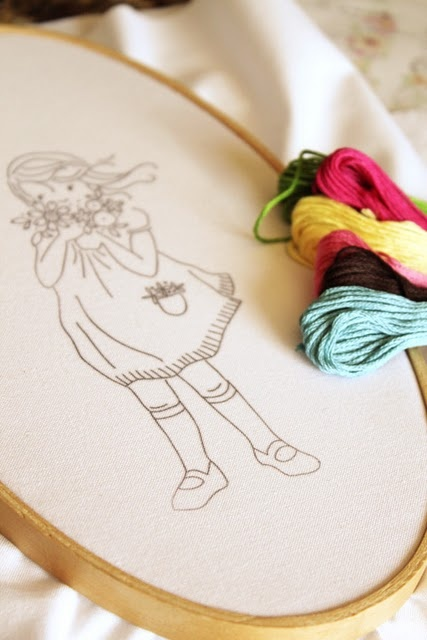 1000+ ideas about Cute Embroidery Patterns on Pinterest ...