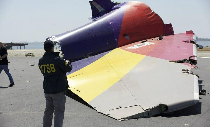Official NTSB photo