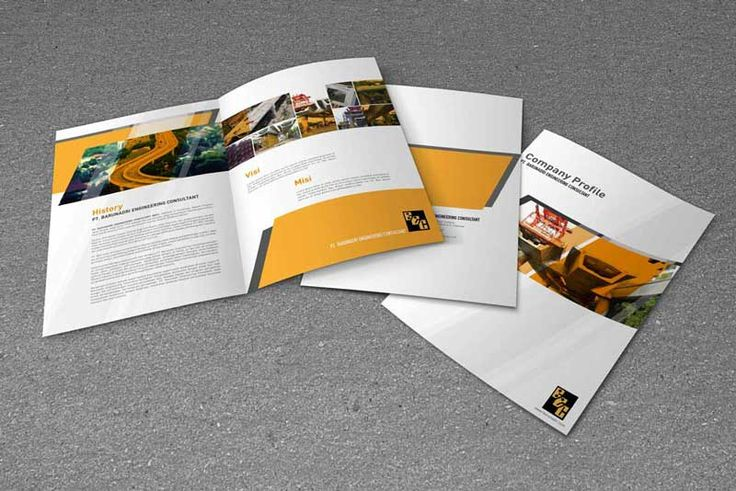 Engineering Consultancy Profile : Best images about desain company profile on pinterest