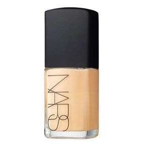 nars sheer glow foundation