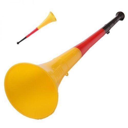"""Tolle Fanartikel zur Fußball-WM 2014, wie """"Deutschland Vuvuzela"""" jetzt hier anschauen: http://fussball-fanartikel.einfach-kaufen.net/fan-hoerner-megaphone/deutschland-vuvuzela/"""
