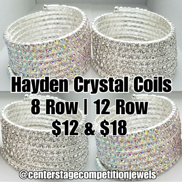 Sparkly rhinestone coils 😍😍😍 #jewelry #competitionjewelry #pageants #fitness #bodybuilding #competition #bling