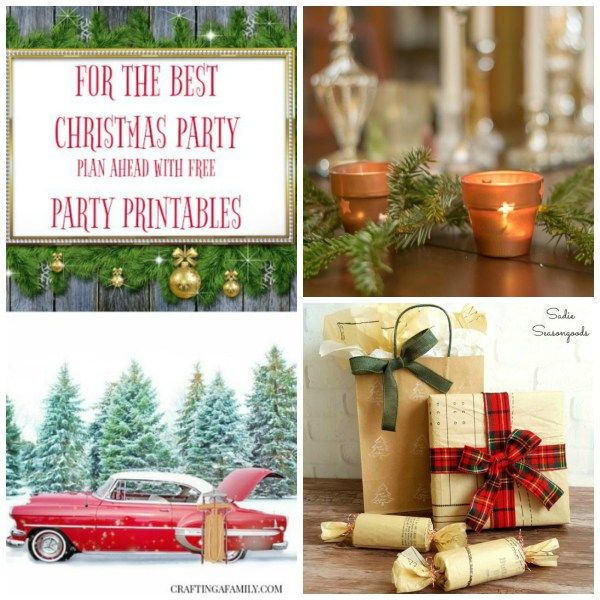 Your Inspired Design Link Party #66 shares wonderful holiday home decor, decorations, recipes, inspiration and thoughts of the Christmas season.