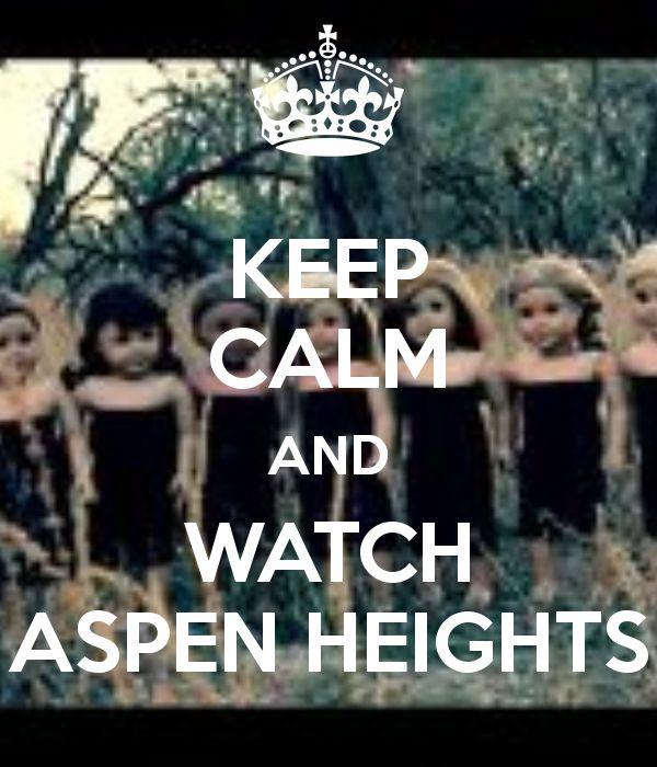i love aspen heights!!!!!!!!!!!!!!!!!!SHCHDJJRNCHAKSBXJDNSAJAKADBUKSLSBDKXM!!!!!!