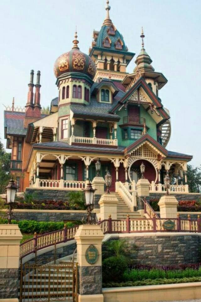 Beautiful victorian homes
