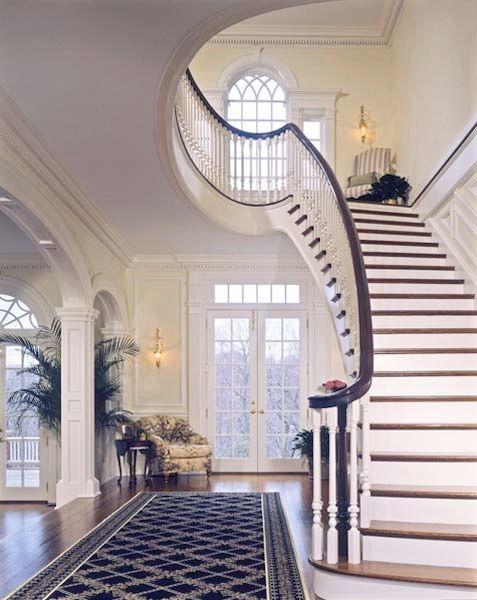 Georgian Staircase U0026 Hall  Doesnu0027t Everyone Want One Of ...