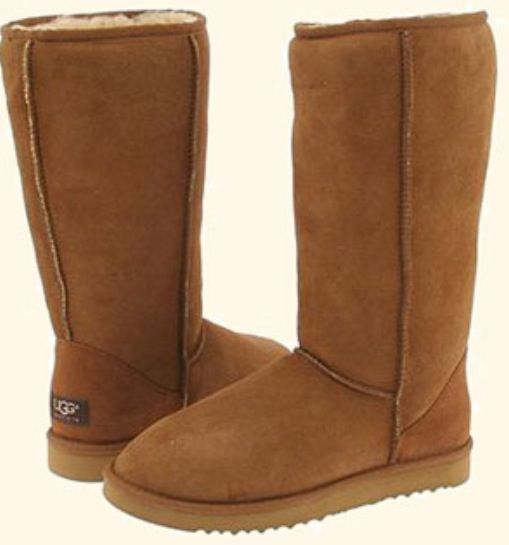Light brown ugg boots. I have lots of boots but I need a pair of uggs....