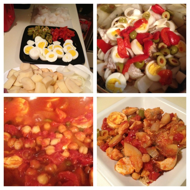Bacalao #food #cooking #recipes #healthy #health #fish #spanish #puertorican #lowcal #dinner