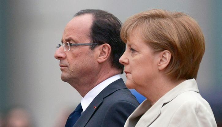Η Μέρκελ πρότεινε αποχώρηση της Ελλάδας από την ΕΕ μετά το «ΟΧΙ» στο δημοψήφισμα - Media