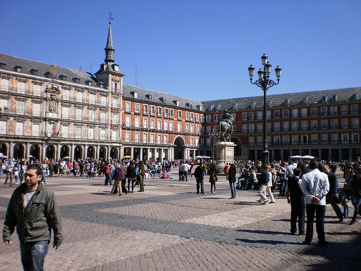 My Top 10 Things To Do whilst visiting Madrid