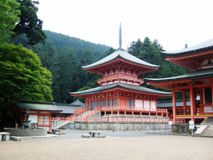 Hieizan Enryakuji; Shiga, Japan