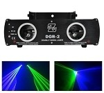 Ultimate Dual Blue + Green Laser - 400mW