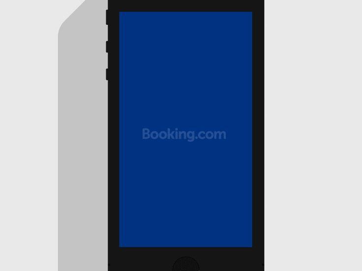 Booking.com concept
