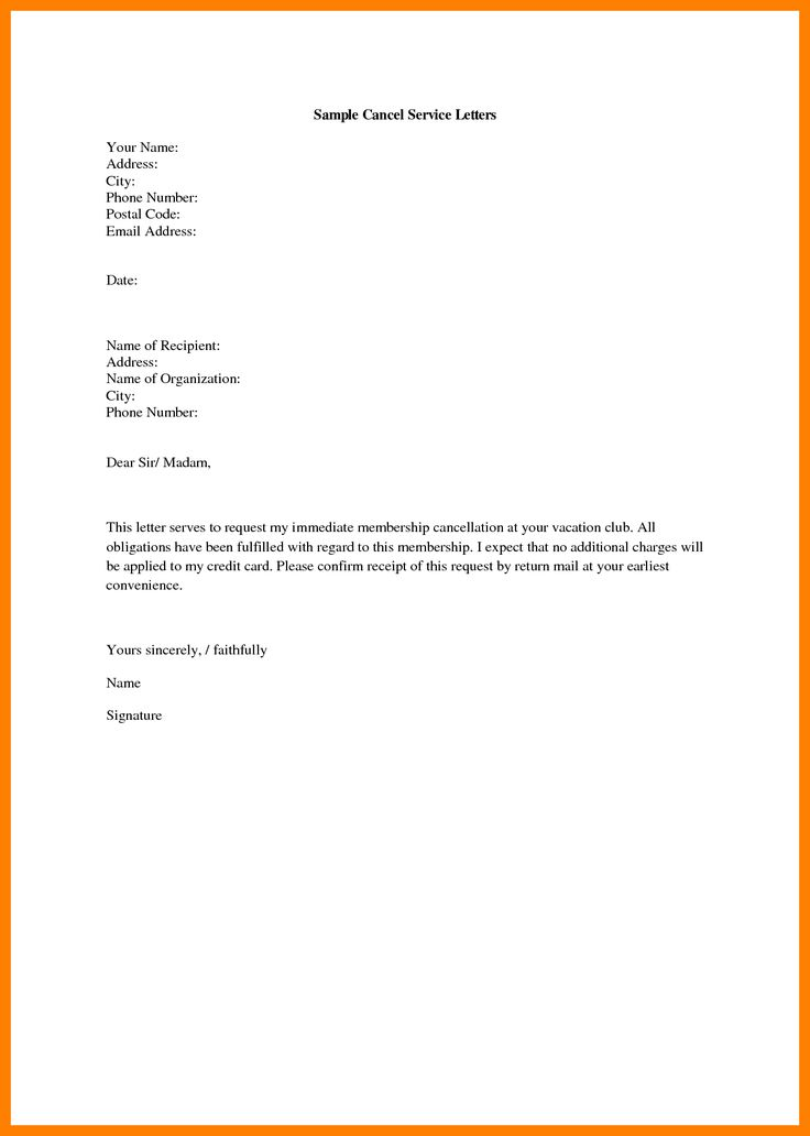 gym cancellation letter janitor resume