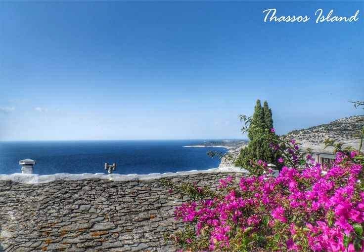 The sun is back! Thassos Island / Golden Beach