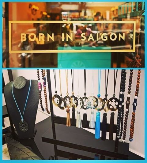 While you are traveling, HARMONY can be purchased at BORN IN SAI GON, 29 Dong Du street, District 1, Ho Chi Minh city, Viet Nam. Welcome you, ladies and gentlemen.  Don't hesitate to contact us at harmonynecklaces@gmail.com  Worldwide commercial.
