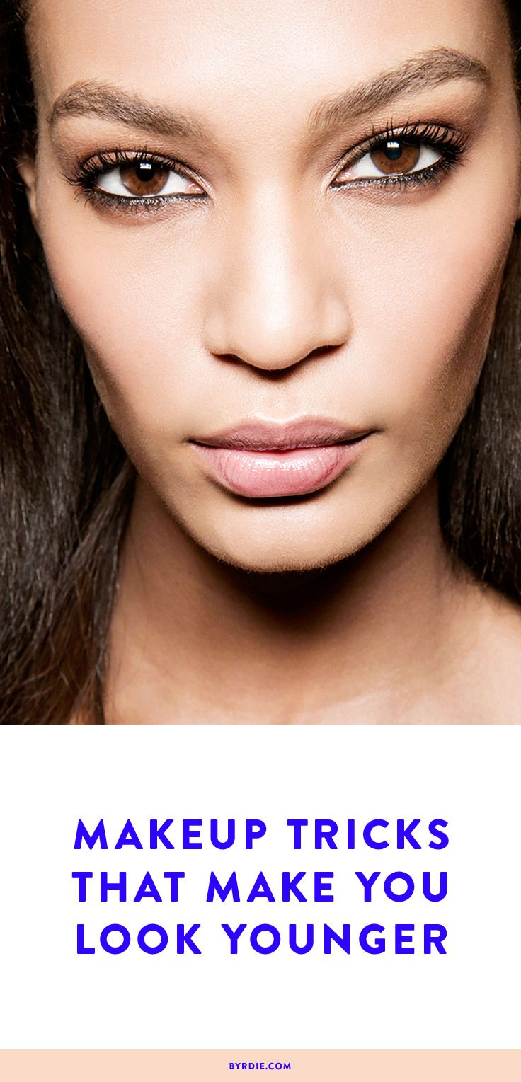 These 5 genius makeup tricks will make you look years younger