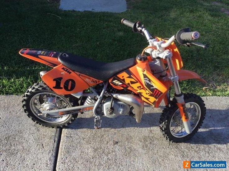 2006 KTM 50 mini adventure motorbike #ktm #318 #forsale #australia