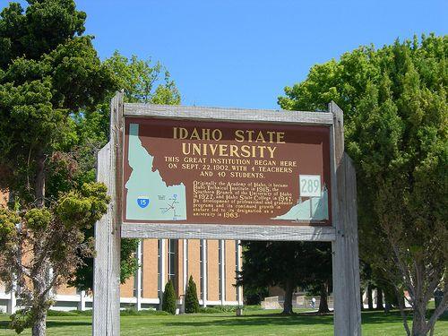 Idaho State University Historic Marker | by jimmywayne