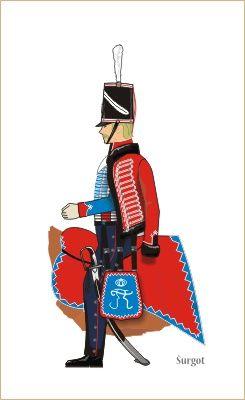 Denmark hussar