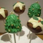 Christmas Cake Pops Images