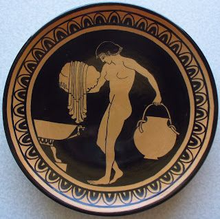 PANTAREI: MY GREEK POTTERY: the smallest plates photogallery