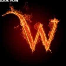 W: Burning Letters, Fonts Letters, Fire Letters, English Alphabet, Alphabet Letters, Letters W, Fieri Letters, Fire Fonts, Letters Az