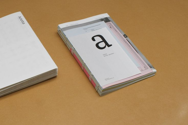 thesis the serif font