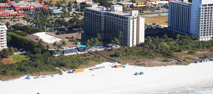 Hilton Marco Island Beach Resort and Spa Hotel, FL - Hilton Marco Island Shoreline