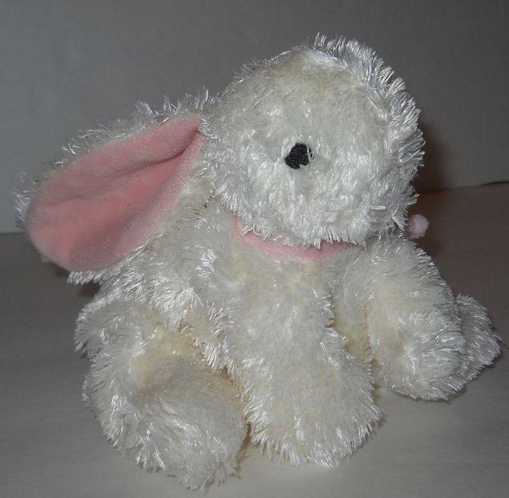Beanbag Plush Loppy Rabbit Cream Pink Small 10 Quot North