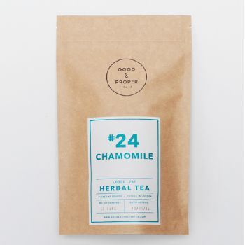 Chamomile – Herbal Tea – Egypt (30g): These Egyptian chamomile flowers, kept whole t ...