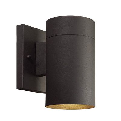 Canarm 1 Light Outdoor Sconce | AllModern
