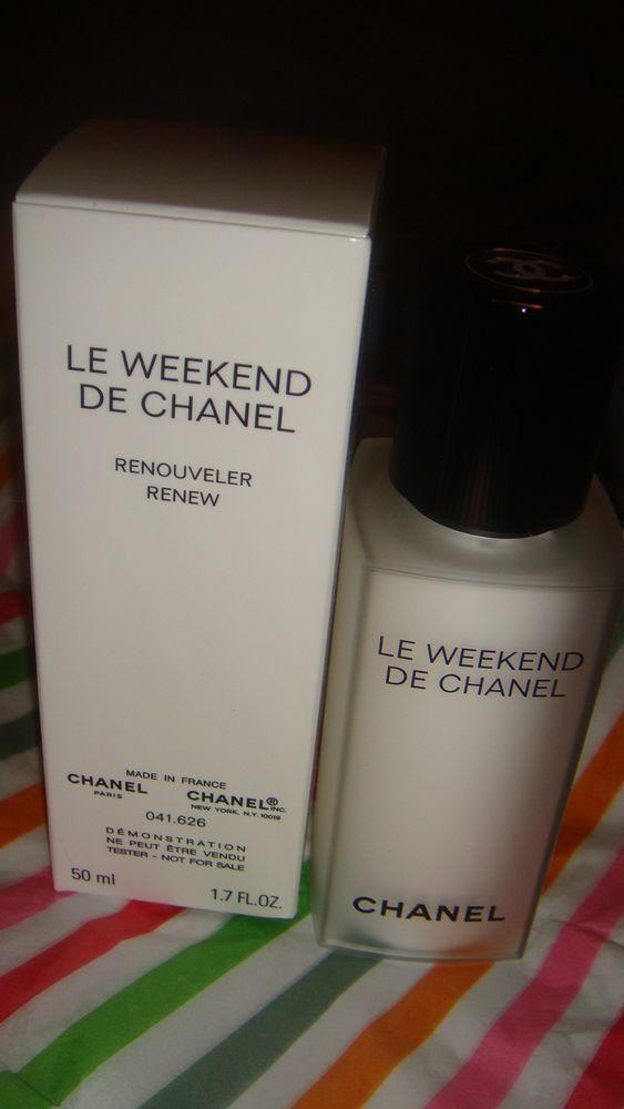 LE WEEKEND DE CHANEL Renouveler Renew - NEW Full Size - 50ml/ 1.7FL.Oz. #Chanel