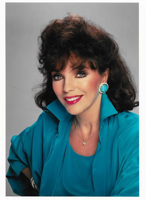THE JOAN COLLINS ARCHIVE: October 2015