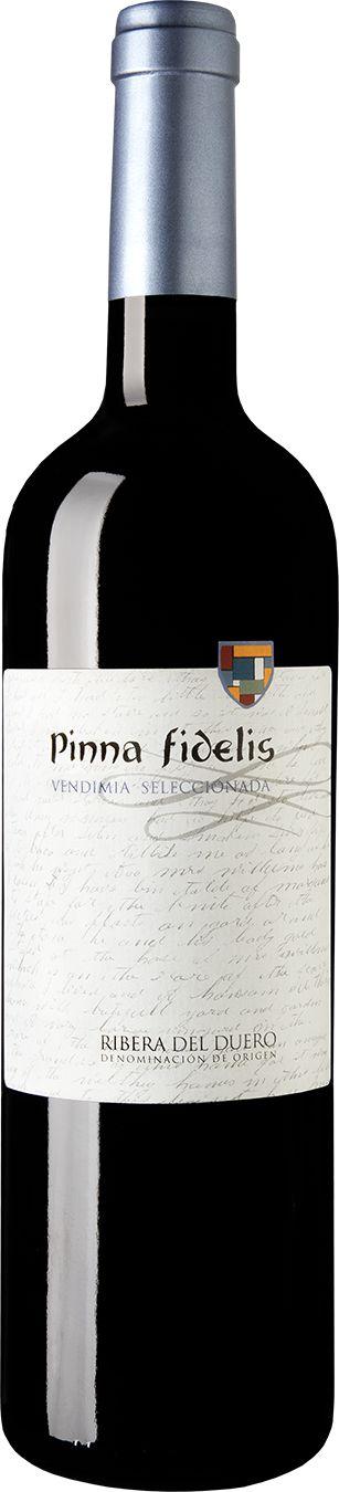 Pinna Fidelis 2010 Tempranillo Vendimia Seleccionada   Wine Store   Gold Medal Wine Club