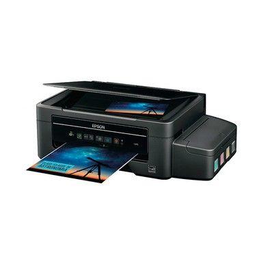 KaBuM! - Impressora Multifuncional Epson EcoTank 3 em 1 c/ Wi-Fi - L375