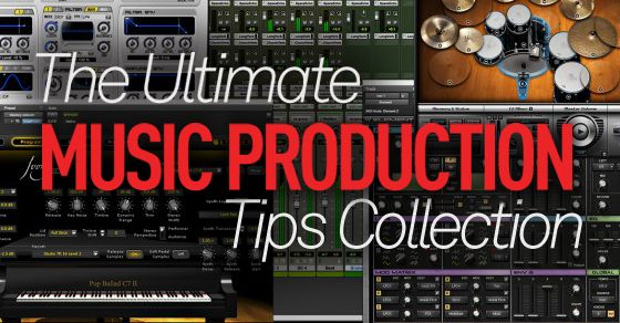 It's time for our ultimate music production tips collection! Get reading here...