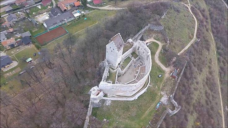 Topolcany castle