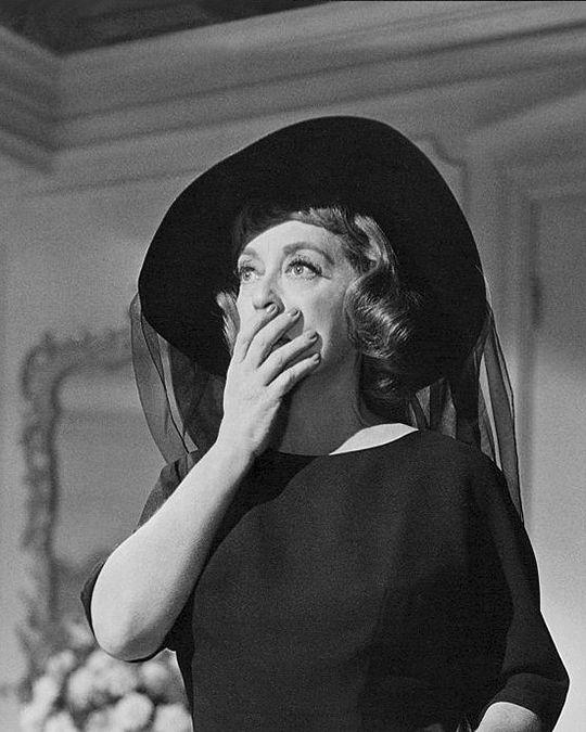 """"""" Bette Davis 〡 Dead Ringer, 1964 """""""