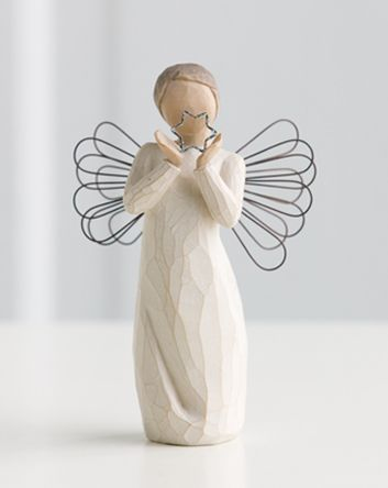 Willow Tree Bright Star Angel - Arrowmaster Giftware
