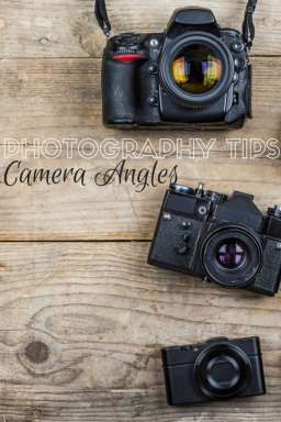 Give these photography angles a try in your blog and family photography. These angles will offer a new perspective and give your photos diversity!