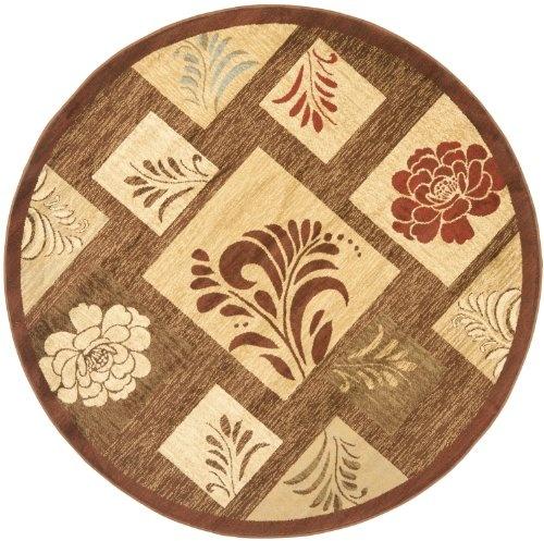 Safavieh Lyndhurst Collection Lnh554 2591 Brown Round Area