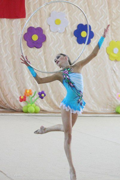Gallery.ru / Фото #38 - Купальники для художественной гимнастики-4 - alanita