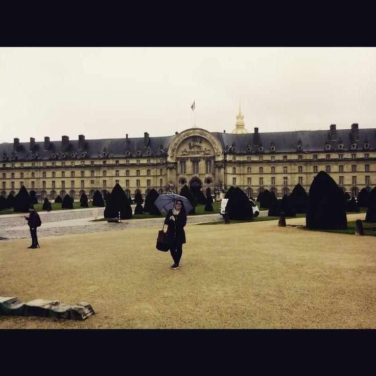 #Paris #France #Invalidesdome