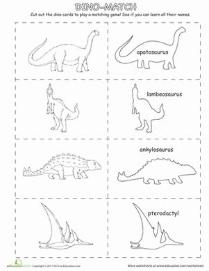 The 25+ best Dinosaur worksheets ideas on Pinterest