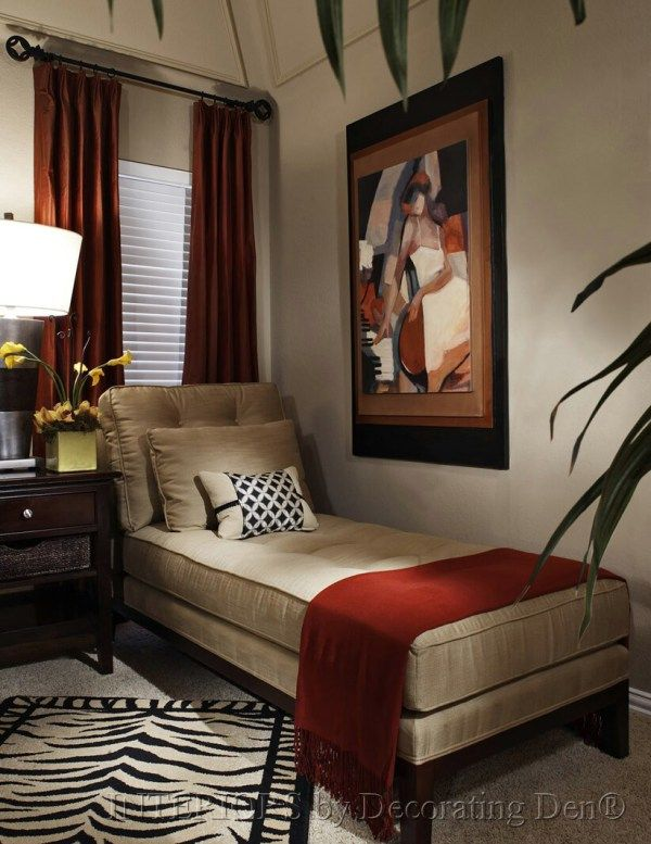94 best master bedrooms images on pinterest bedroom for Chaise interiors inc