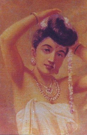 Raja Ravi verma.