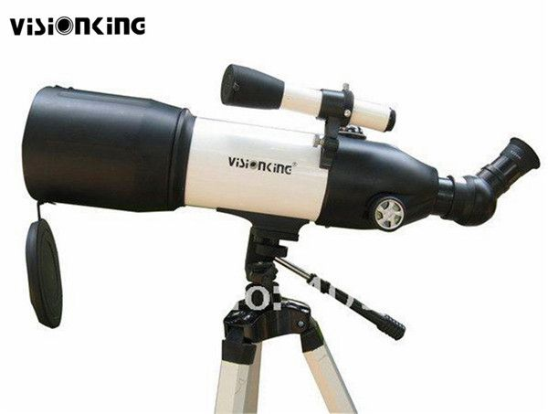 Visionking CF 90500 (500/90mm) Outdoor Monocular Space Astronomical Telescope Telescopio Refractor Space Telescopes With Tripod